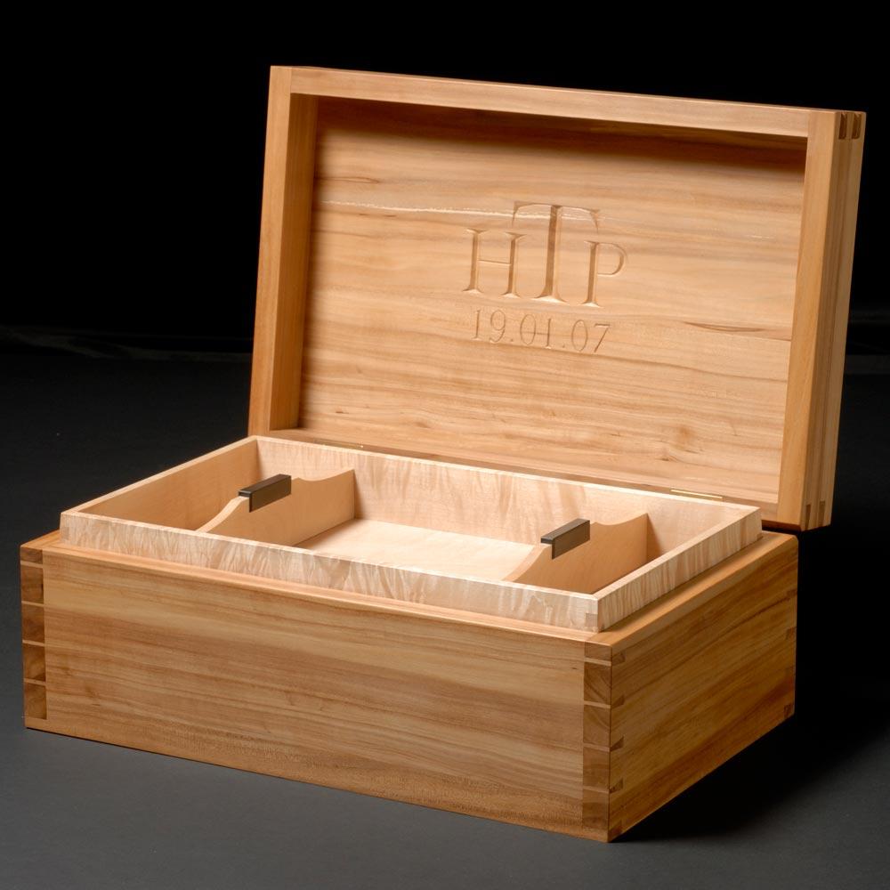 Apple writing box