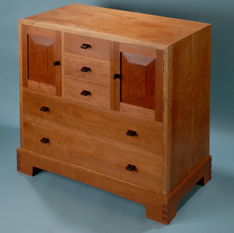 Cherry cabinet