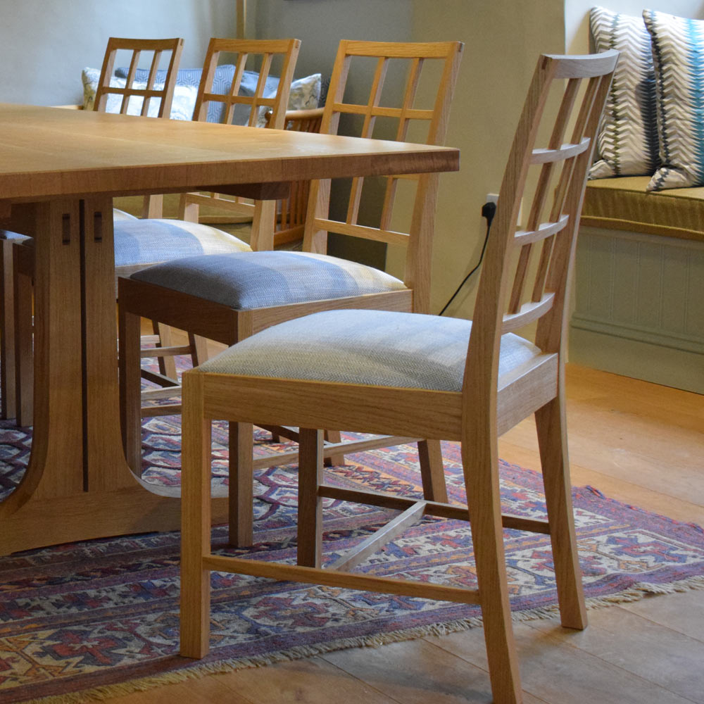 Taunton table chairs